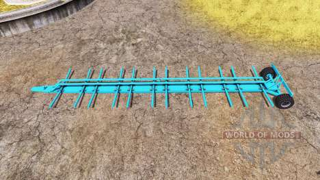 Bremer bale trailer for Farming Simulator 2013