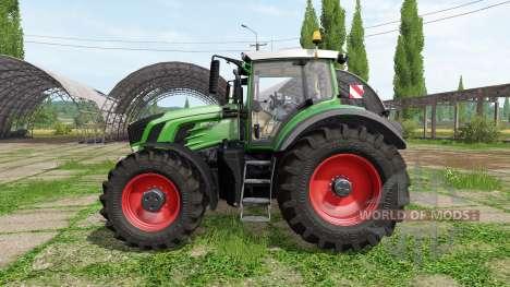 Fendt 936 Vario v4.0 for Farming Simulator 2017
