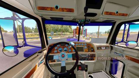 Peterbilt 389 v2.0.9 for American Truck Simulator