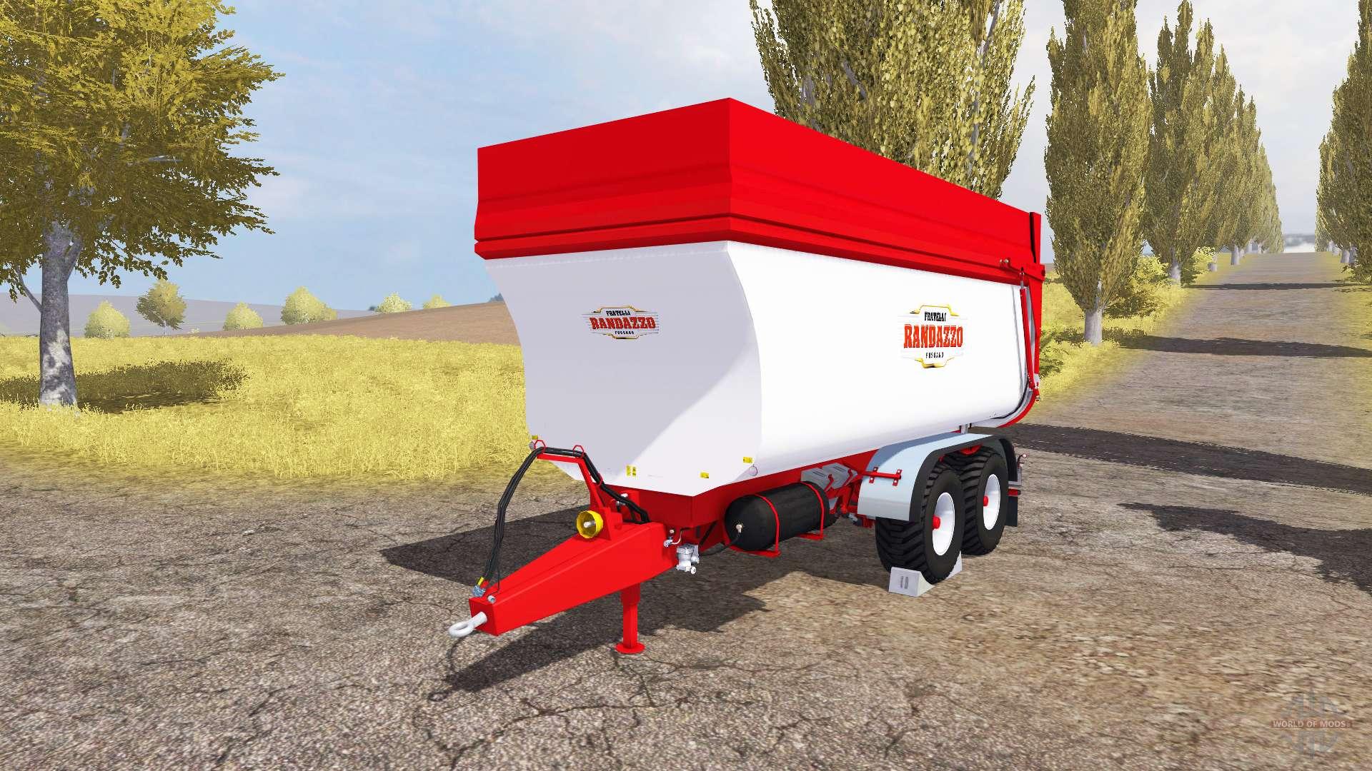 Rimorchi randazzo t60 v1 1 for farming simulator 2013 for Rimorchi randazzo