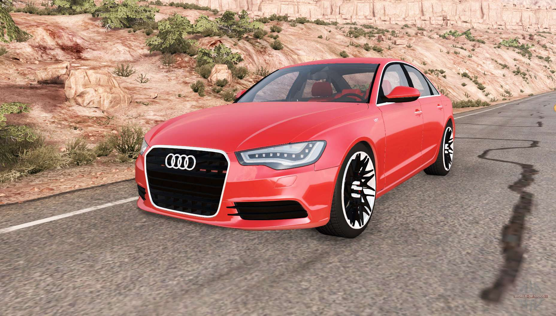 audi a6 c7 v1 3 for beamng drive. Black Bedroom Furniture Sets. Home Design Ideas