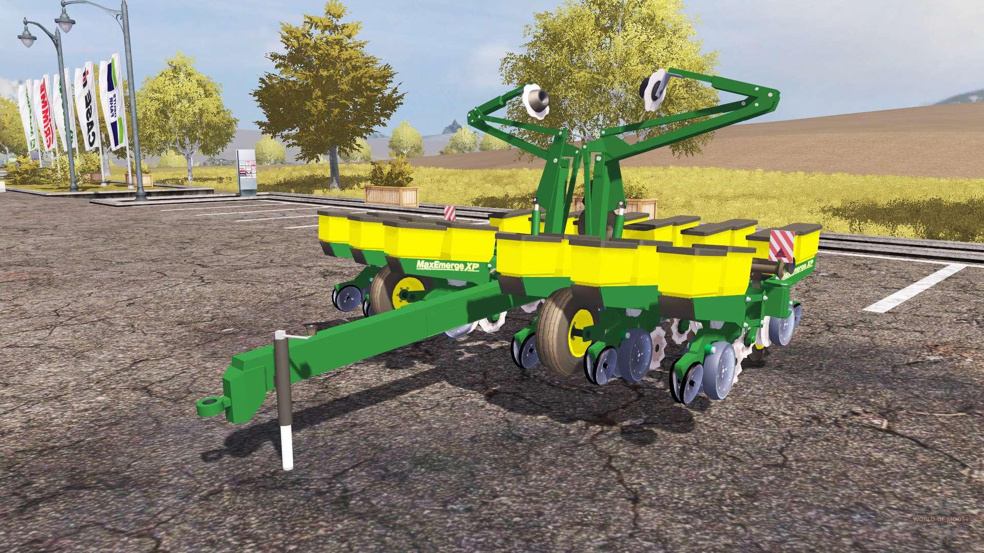 John Deere 1760 v1 5 for Farming Simulator 2013