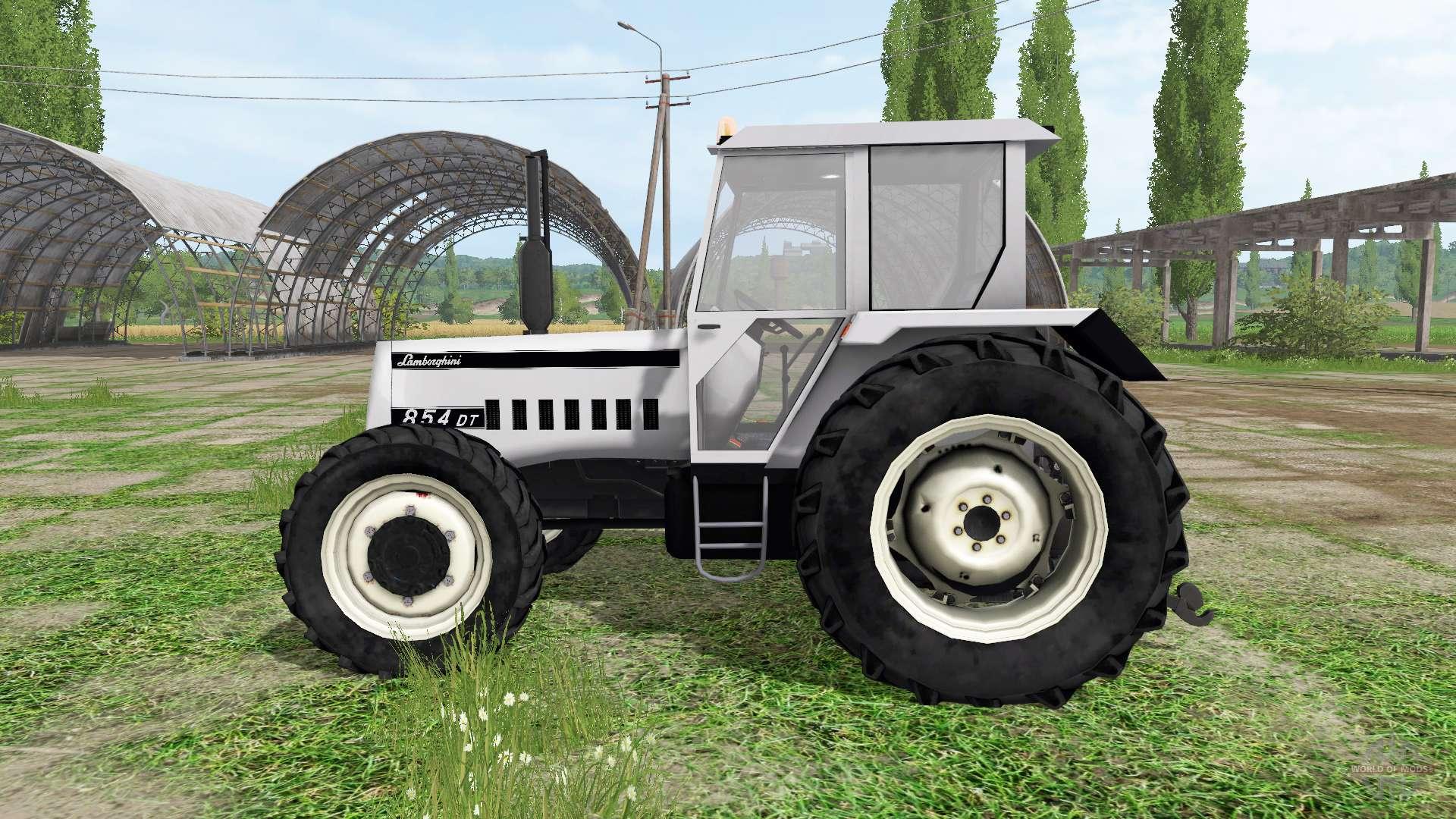 lamborghini 854 dt for farming simulator 2017 rh worldofmods com Lamborghini Boat Lamborghini Boat