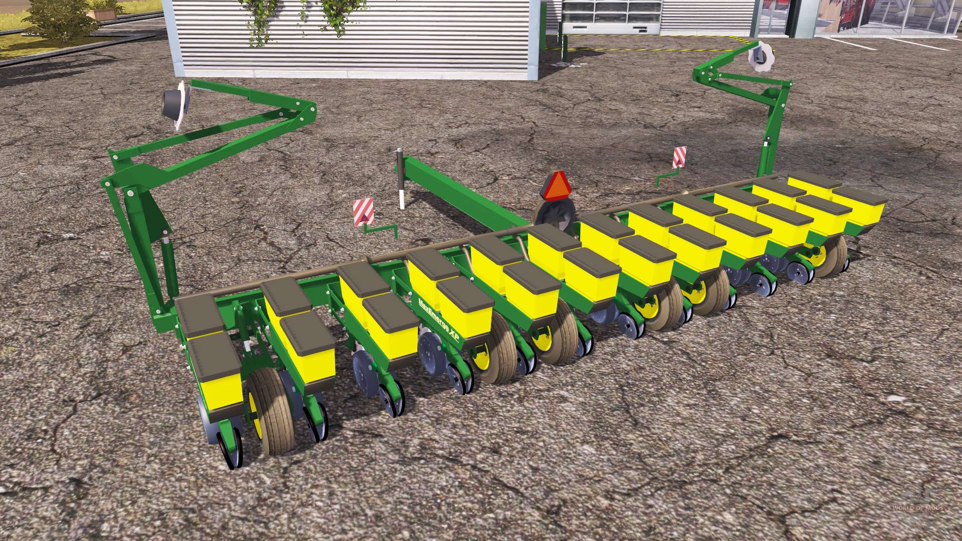 John Deere 1760 V1 5 For Farming Simulator 2013