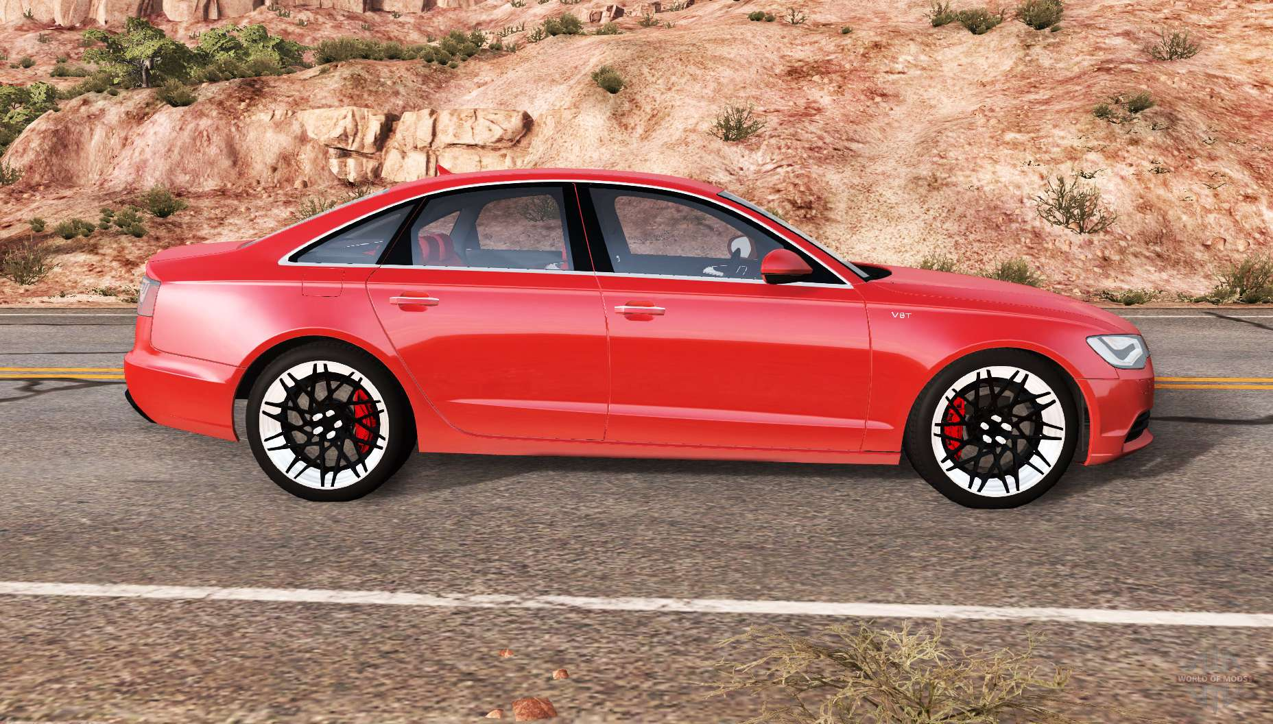 Audi A6 (C7) v1 3 for BeamNG Drive