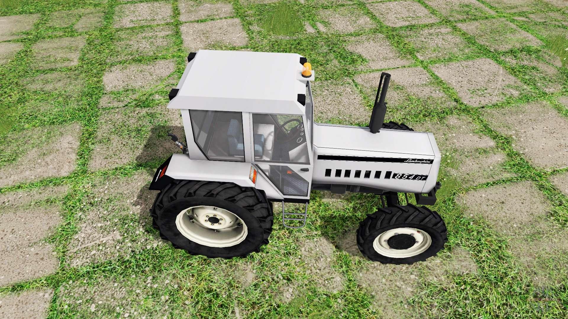 lamborghini 854 dt for farming simulator 2017 rh worldofmods com Lamborghini Boat Lamborghini Truck