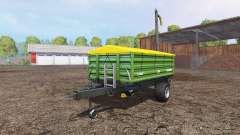 BRANTNER E 8041 seeder for Farming Simulator 2015