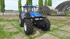 New Holland TM175 for Farming Simulator 2017