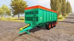 Aguas-Tenias ESP-TAT v2.0 for Farming Simulator 2013