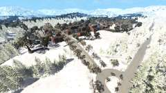 East coast U.S.A winter v4.4 for BeamNG Drive