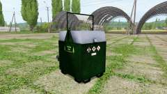 Diesel tank for Farming Simulator 2017