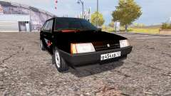 VAZ 21093 for Farming Simulator 2013