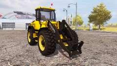 Volvo L50G v2.0 for Farming Simulator 2013