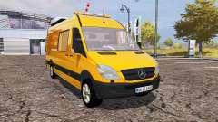 Mercedes-Benz Sprinter 315 CDI (Br.906) for Farming Simulator 2013