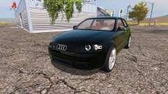 Audi A3 quattro (8L) for Farming Simulator 2013