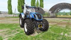 New Holland T7.290 v1.2 for Farming Simulator 2017