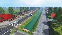Papenburg v2.9 for Farming Simulator 2015