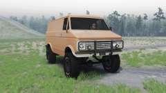 Chevrolet G10 1975