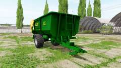 ZDT NS 8 for Farming Simulator 2017