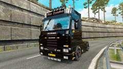 Scania 143M 450 Van Londen