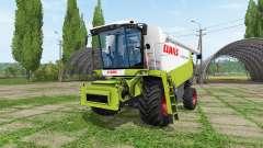 CLAAS Lexion 580 for Farming Simulator 2017