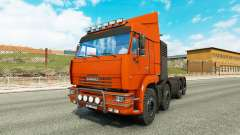KamAZ 65201 v1.1 for Euro Truck Simulator 2