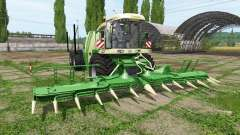 Krone BiG X 1100 ITC for Farming Simulator 2017