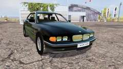 BMW 750i (E38) for Farming Simulator 2013