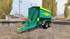Hawe ULW 2500 T v3.0 for Farming Simulator 2013