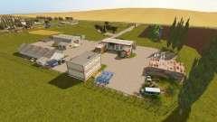 U.S. hill for Farming Simulator 2017