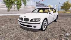 BMW 760Li (E65) for Farming Simulator 2013