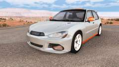 Hirochi Sunburst hatchback v1.01 for BeamNG Drive