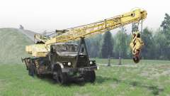 KrAZ 257 KS 4561 v2.1.3 for Spin Tires