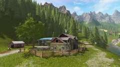 Goldcrest Mountains v2.0 for Farming Simulator 2017