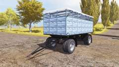 Livestock trailer for Farming Simulator 2013