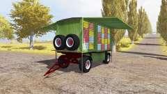 Mobile beehive for Farming Simulator 2013