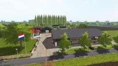 Holland landscape for Farming Simulator 2017