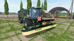 Krone BiG L 500 Camo for Farming Simulator 2017