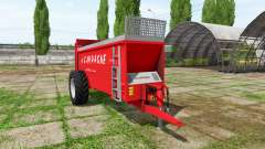 La Campagne EC 12 v1.1 for Farming Simulator 2017