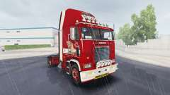 Skin Little Miss on truck Freightliner FLB