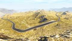 Baja hills for BeamNG Drive