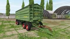 Fuhrmann FF v2.0 for Farming Simulator 2017