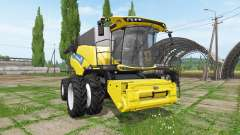 New Holland CR10.90 v1.3 for Farming Simulator 2017