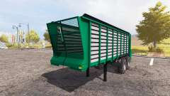 Tebbe ST 450 v1.1 for Farming Simulator 2013