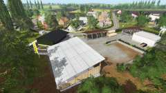Holzhausen v1.1 for Farming Simulator 2017