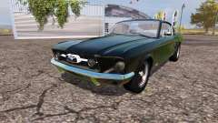 Ford Mustang 1965 for Farming Simulator 2013