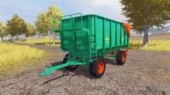 Aguas-Tenias GAT v2.5 for Farming Simulator 2013