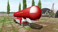 Water trailer for Farming Simulator 2017