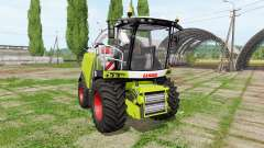 CLAAS Jaguar 980 for Farming Simulator 2017