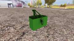 Weight for Farming Simulator 2013